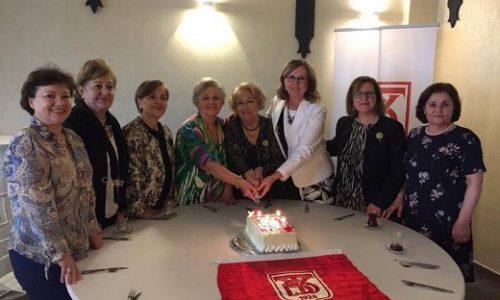 TYSD Lüleburgaz Şubesinin 91. Kuruluş Yılı Kutlaması ve El Emeği Sergisi…