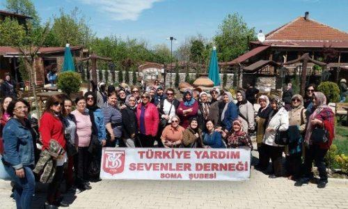 TYSD Soma Şubemizin Kültür Gezisi