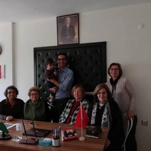 TYSD Bornova Şubemize Anlamlı Ziyaret