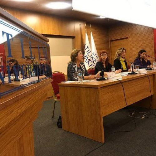 TYSD Genel Merkezinden Cumhuriyet ve Gönüllülük Paneli