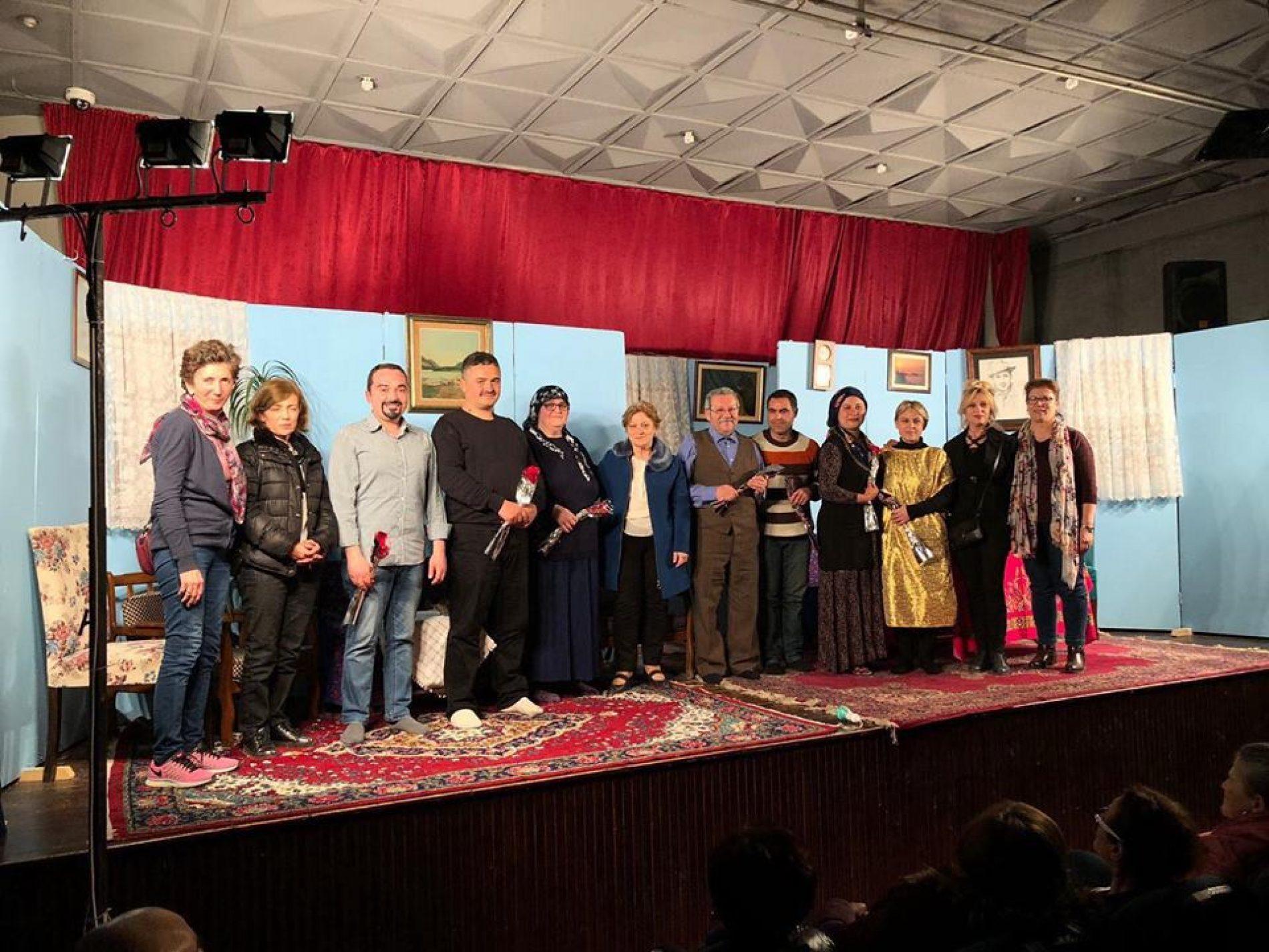 TYSD Bartın Şubemizin Tiyatro Etkinliği