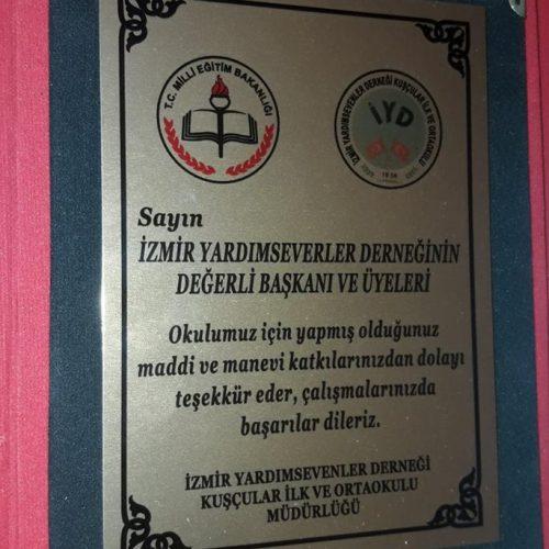 TYSD İzmir Şubemizin 23 Nisan Kutlaması