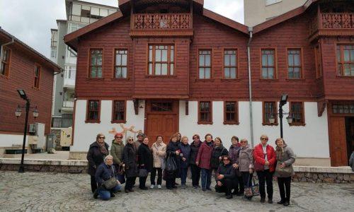 TYSD Sarıyer Şubemizin Kültür Turu