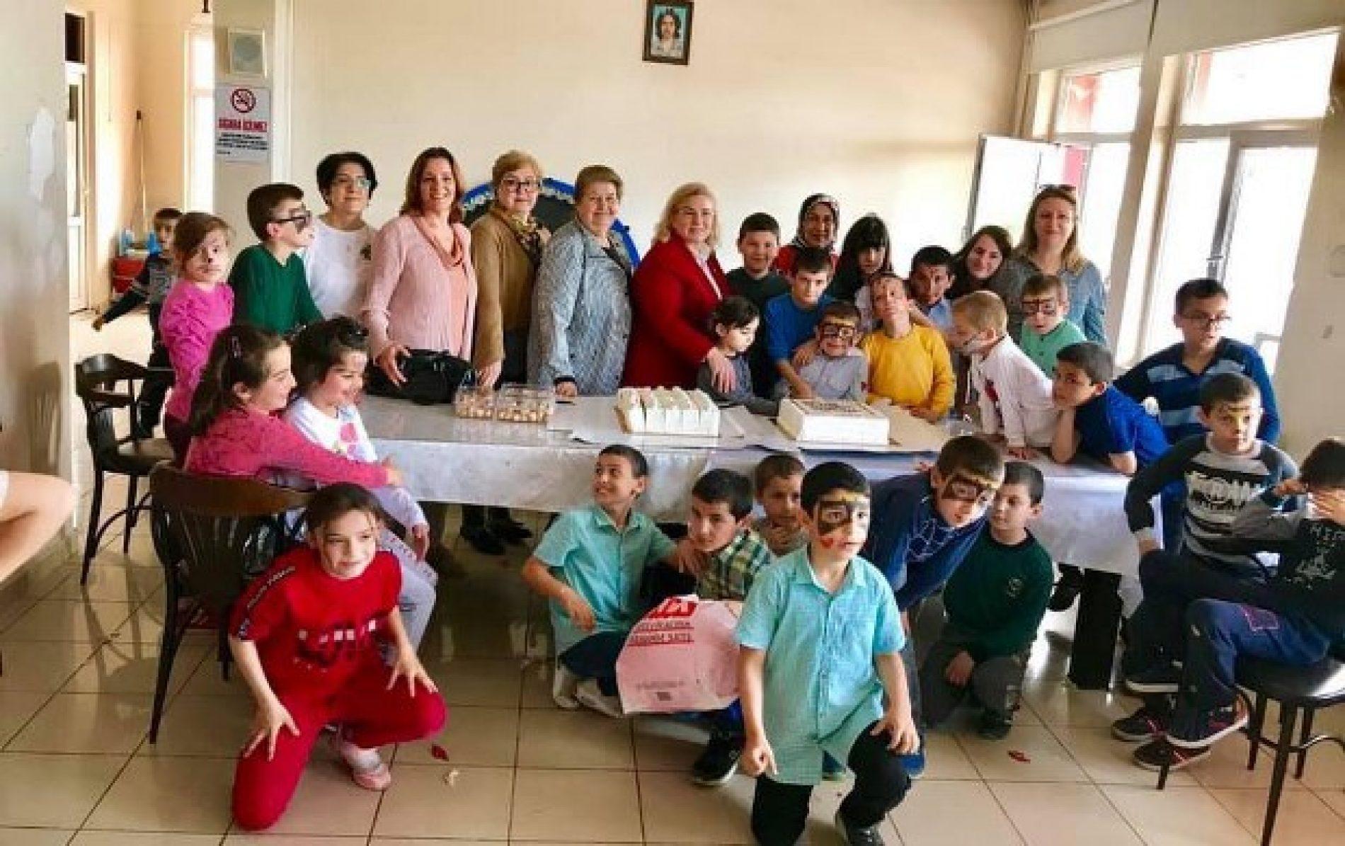 TYSD Fatsa Şubemizin Ünye Sabancı Çocuk Yurduna Ziyareti