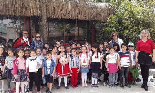 TYSD Pendik Şubemizin Çocuklar ile Hayvanat Bahçesi Etkinliği