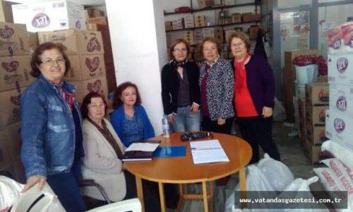 TYSD Edirne Şubemizden Ramazan Ayı Yardımı