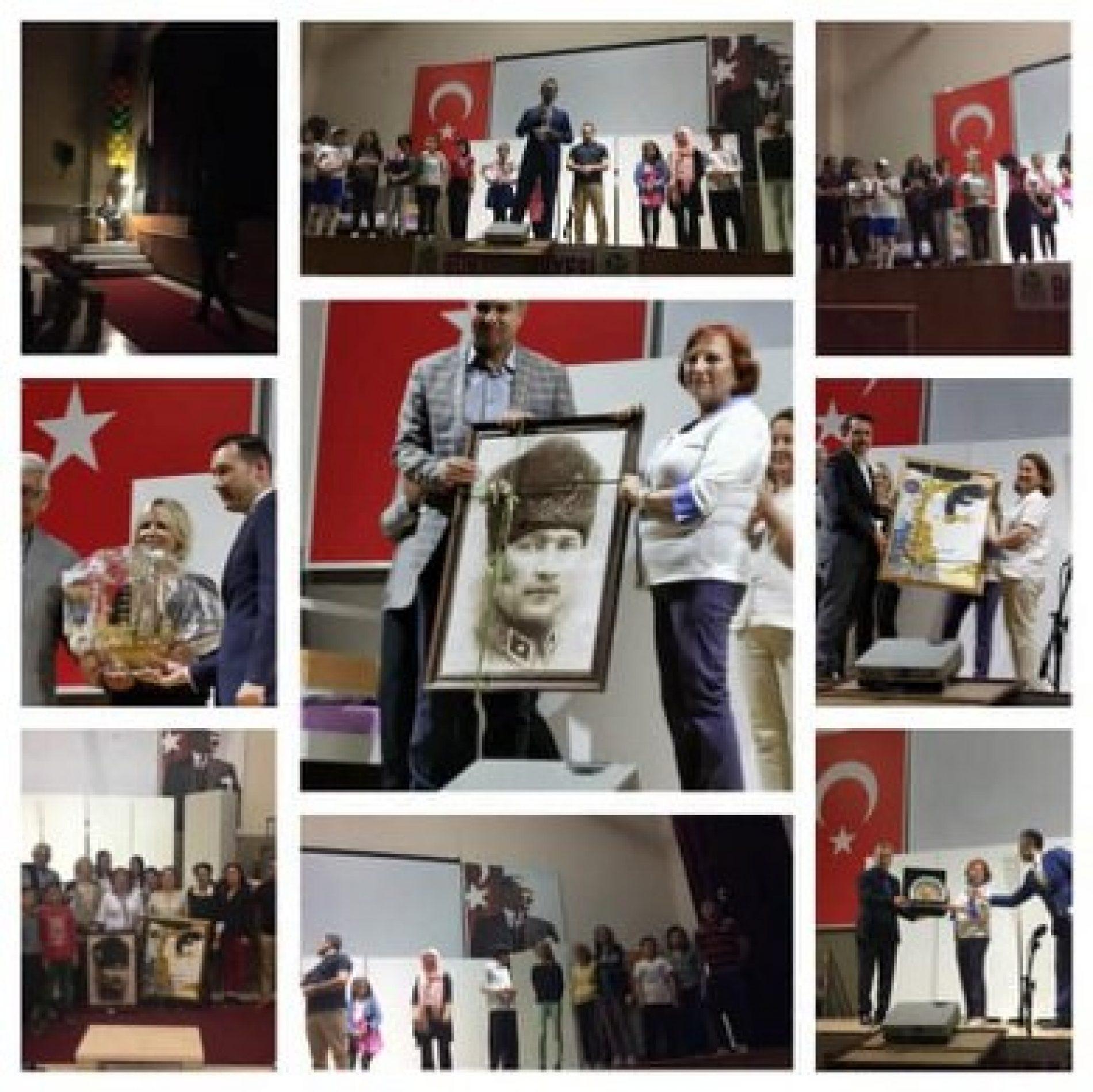 TYSD Kağıthane Şubemizden Şehit Fehmi Altuntaş Yatılı Bölge Okulu Öğrencilerine Bayram Hediyesi