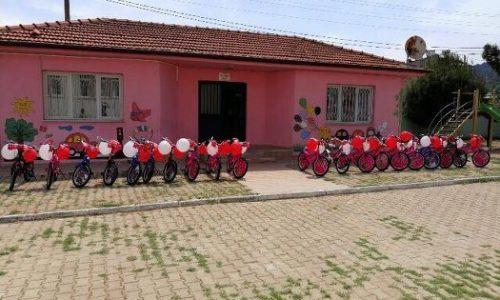 TYSD Salihli Şubemizden Bisiklet Bağışı