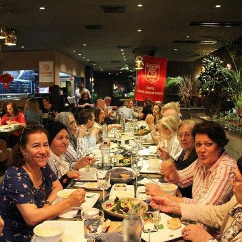 TYSD Mersin Şubemizin Geleneksel İftar Yemeği ve Ramazan Ayı Yardımı