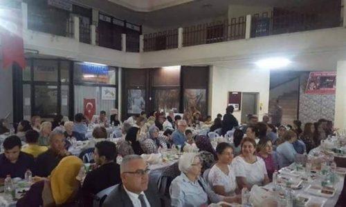 TYSD Manisa Şubesi Ramazan Ayı Yardımı