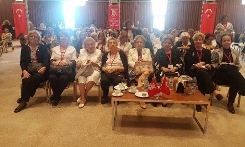 TYSD Alanya Şubesi 21. Bölge Toplantısı Semineri