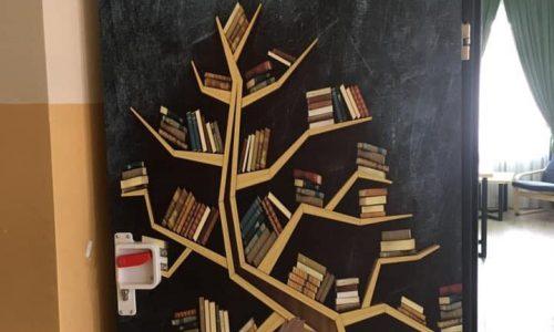 TYSD Bolu Şubemiz Mevlana İÖO'nun Kütüphanesini Yeniledi