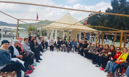 TYSD Mersin Şubemizin Kültür Gezisi