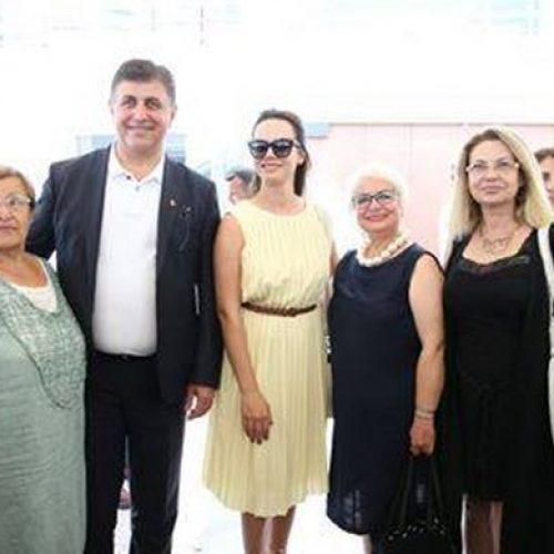 TYSD Karşıyaka Şubemizin ''Sürdürülebilir Kalkınma için Sürdürülebilir Sivil Toplum Diyaloğu'' Projesinin Açılış ToplantısınaKatılımı