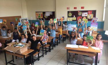 """TYSD Kağıthane Şubemizden """"Çocuklarımız Kitap Okusun"""" Projesi"""