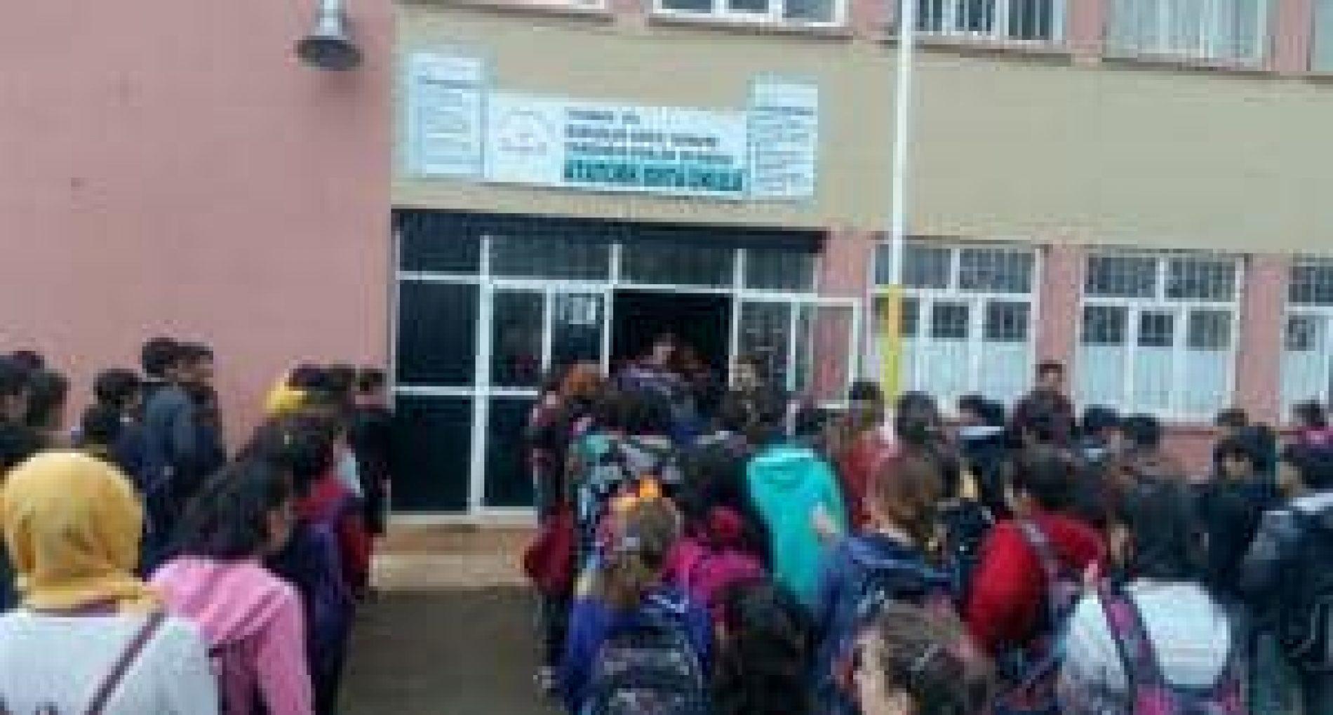 TYSD Bakırköy Şubemizden Kırtasiye Yardımı