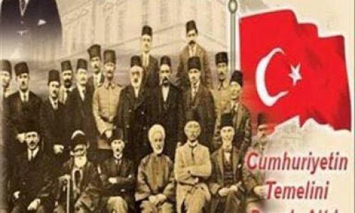 TYSD Genel Merkezi ve 133 Şubemizden Sivas Kongresi Kutlama Mesajı