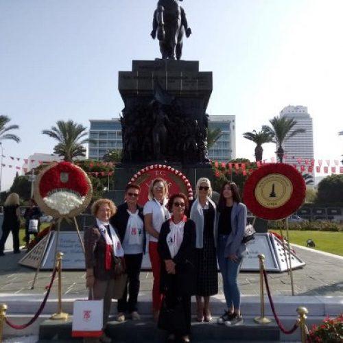 TYSD İzmir Şubemizin 29 Ekim Kutlaması