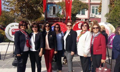 TYSD Çanakkale Şubemizin 29 Ekim Kutlaması