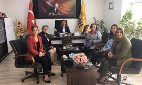 TYSD Tokat Şubemizin PTT Ziyareti