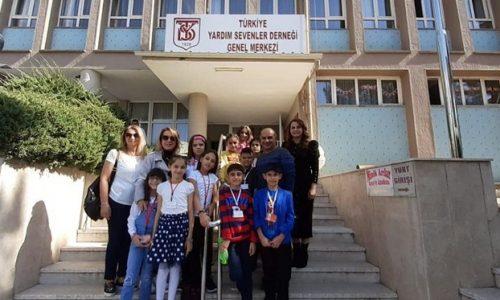 TYSD Genel Merkezimize Gelen Özel Misafirlerimiz…