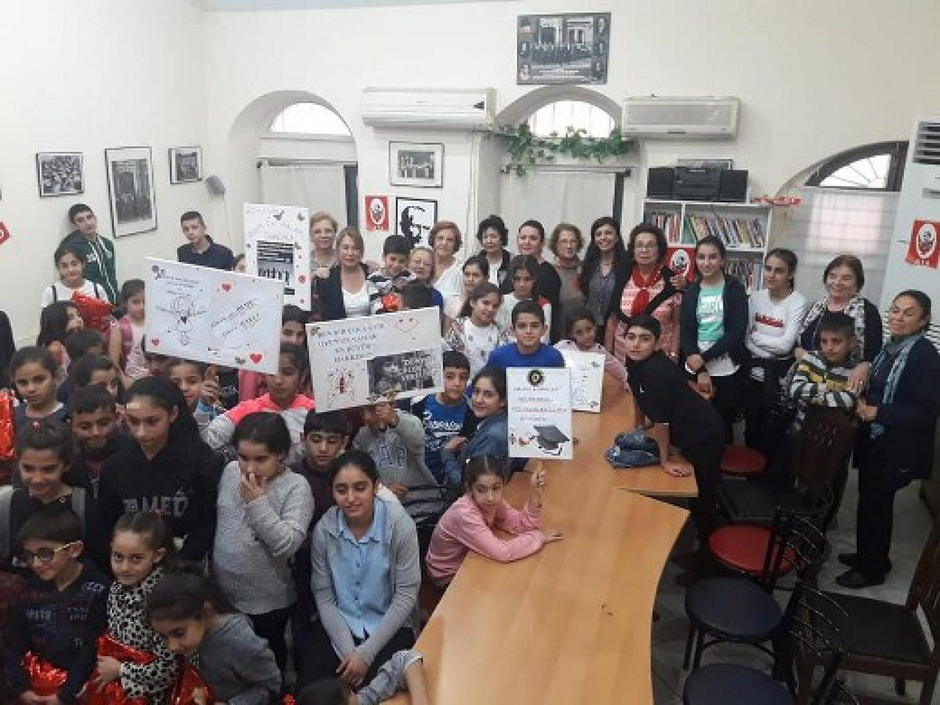 TYSD İzmir Şubemizin İzmir Sokak Çocukları Derneği Ziyareti
