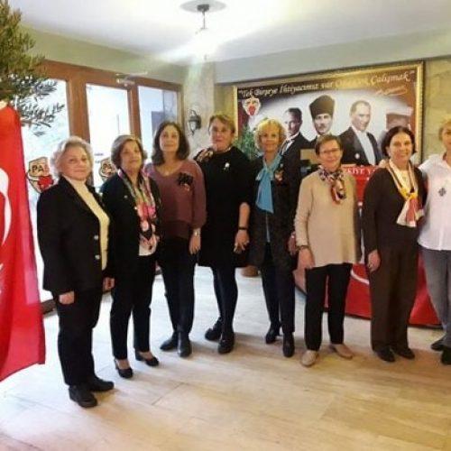 TYSD Aydın Şubemizin 24 Kasım Öğretmenler Günü Kutlaması