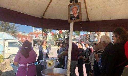 TYSD Ayvalık Şubemizden Merhum Genel Başkanımız Adına Lokma Dağıtımı
