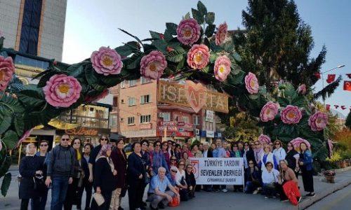 TYSD Çanakkale Şubemizin Kültür Gezisi
