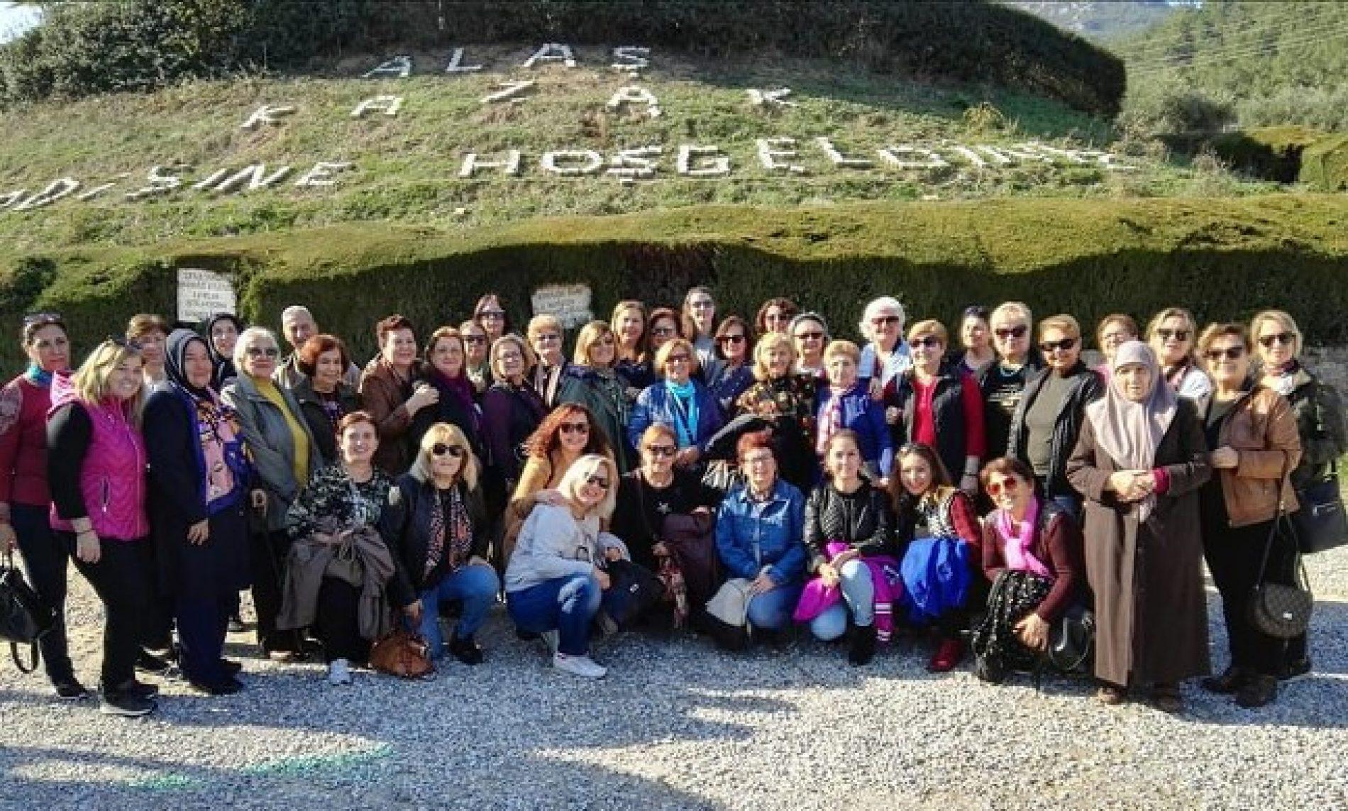 TYSD Manisa Şubemizin Kültür Gezisi