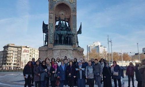 TYSD Başiskele Şubemizin Kültür Gezisi