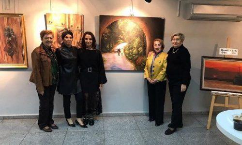 TYSD Bakırköy Şubemizin Sergi Geliri Bağışı