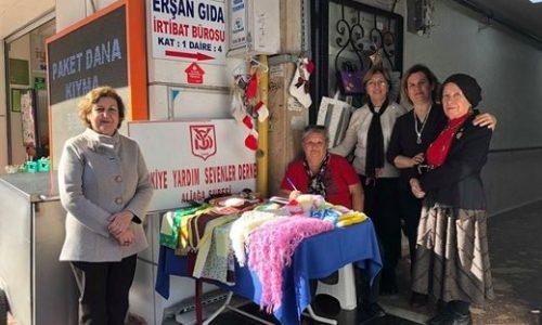TYSD Aliağa Şubemizin Yerli Malı Haftası Kutlaması