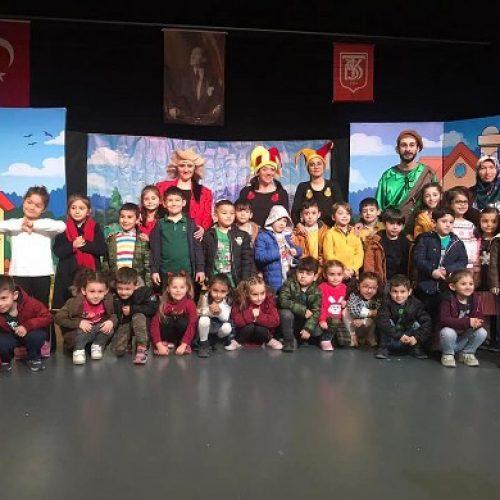 TYSD Fatsa Şubemizin Ana ve İlk Okul Öğrencilerine Tiyatro Armağanı