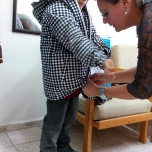 TYSD İzmir Şubemizin İlk ve Orta Okul Öğrencilerine Giysi Yardımı