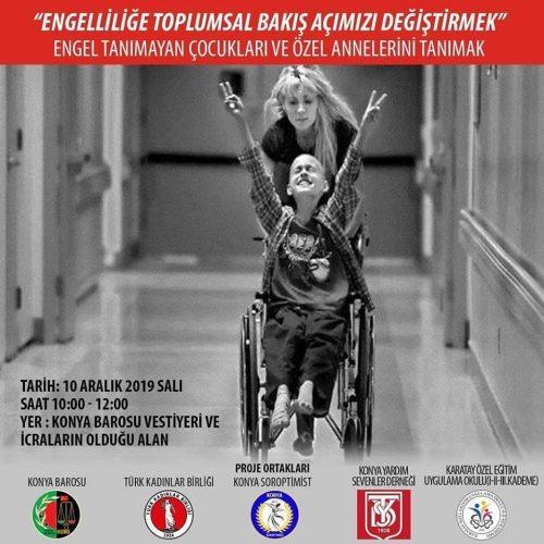 TYSD Konya Meram Şubemiz