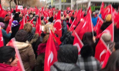 """TYSD Genel Merkezinin """"İlk Türk Kadın Mitingi'nin 100. Yılı"""" Etkinliği"""