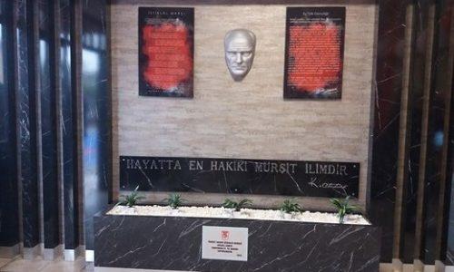 TYSD Kocaeli Şubemizden Atatürk Köşesi