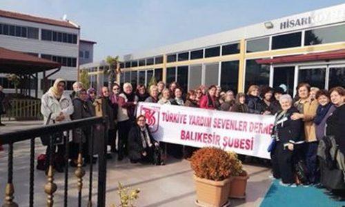 TYSD Balıkesir Şubemizin Kültür Gezisi
