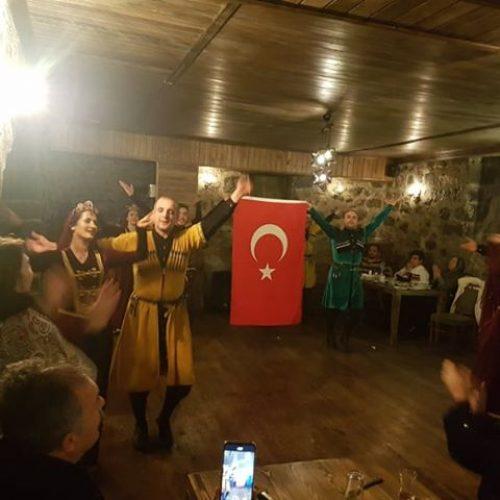 TYSD Polatlı Şubemizin Atatürk Eğitim Burslu Öğrencilerimiz Yararına Düzenlediği Kültür Gezisi