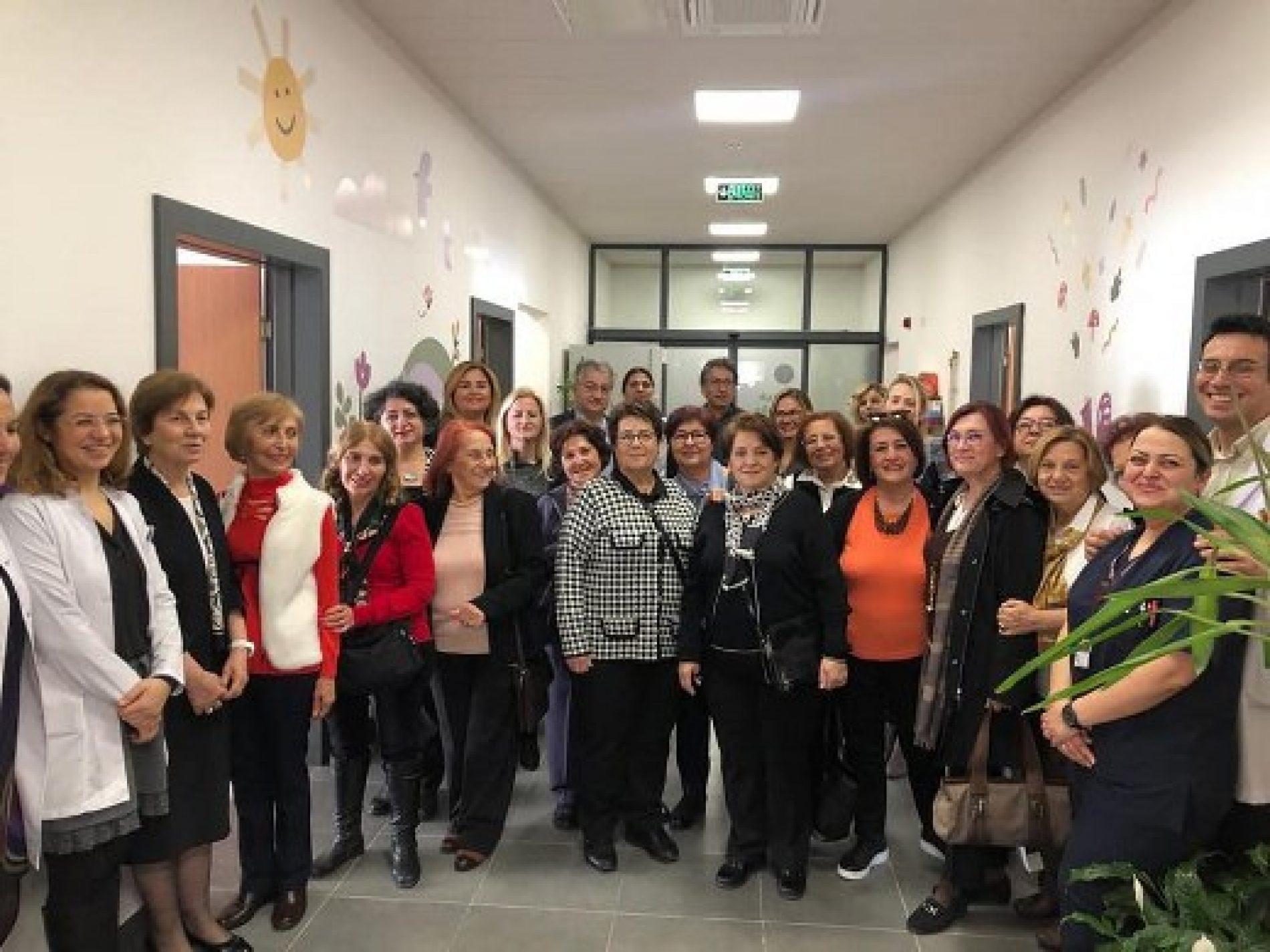 TYSD Beykoz Şubemiz Çocuk Nefroloji Bölümü'nün İhtiyaçlarını Karşıladı