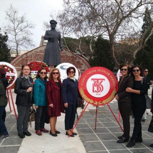 TYSD Çanakkale Şubemizin 8 Mart Kutlaması