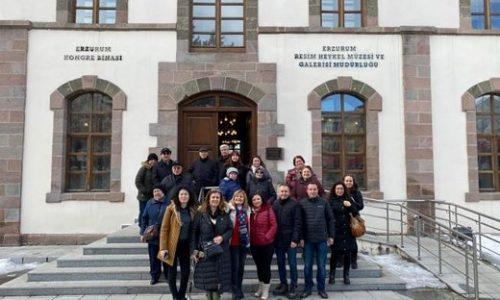 TYSD Polatlı Şubemizin Kültür Gezisi