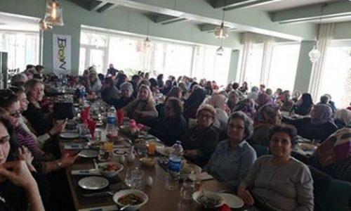 TYSD Bornova Şubemizin 8 Mart Kutlaması