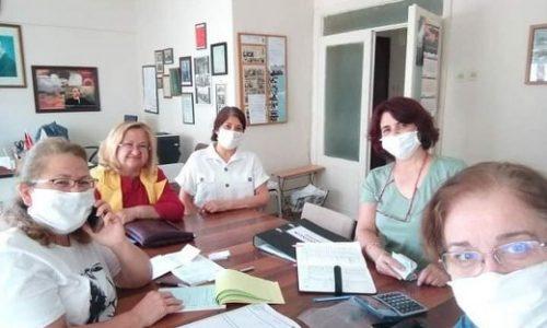 TYSD Çanakkale Şubemizin Yardımları