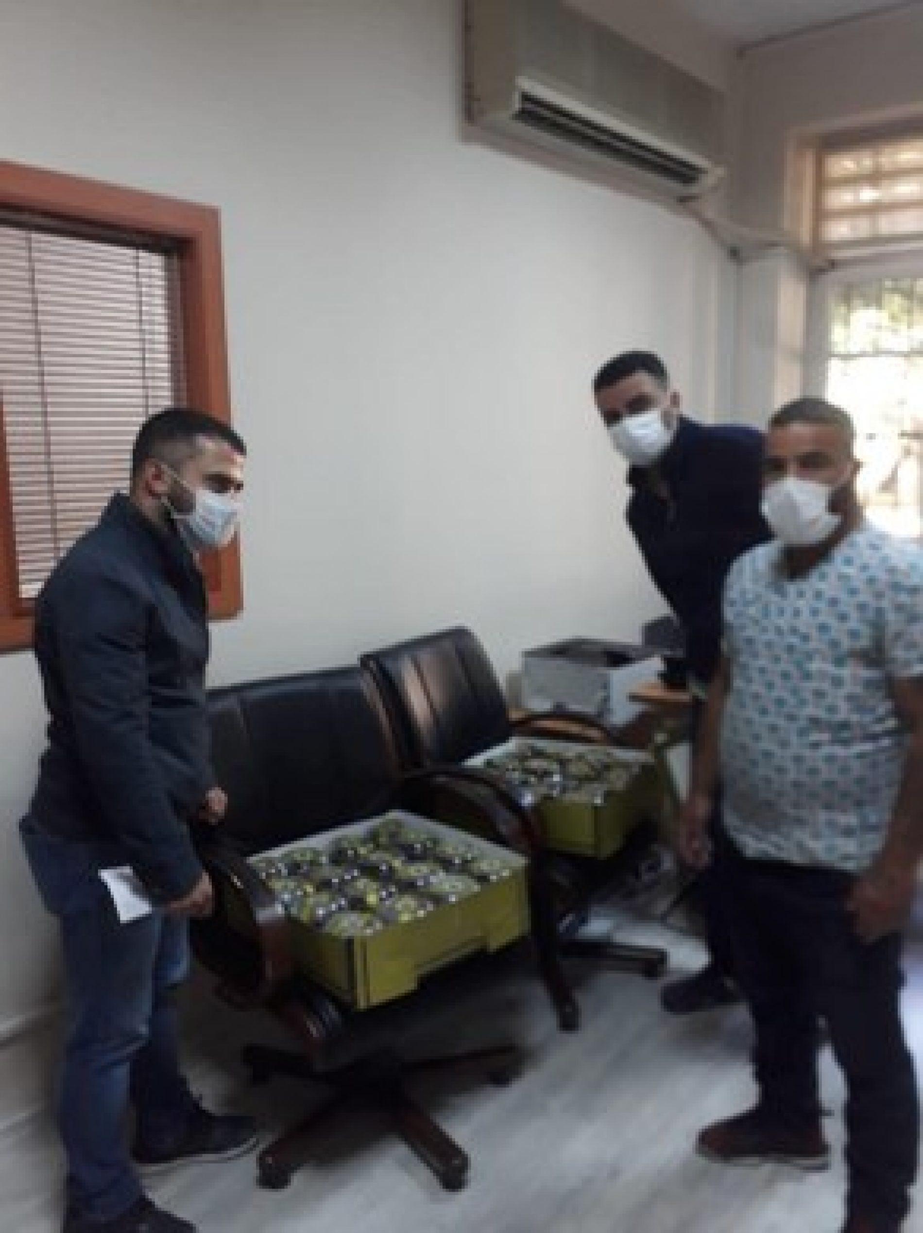 TYSD Kağıthane Şubemiz Sağlık Çalışanlarımızın Ramazan Bayramını Kutladı