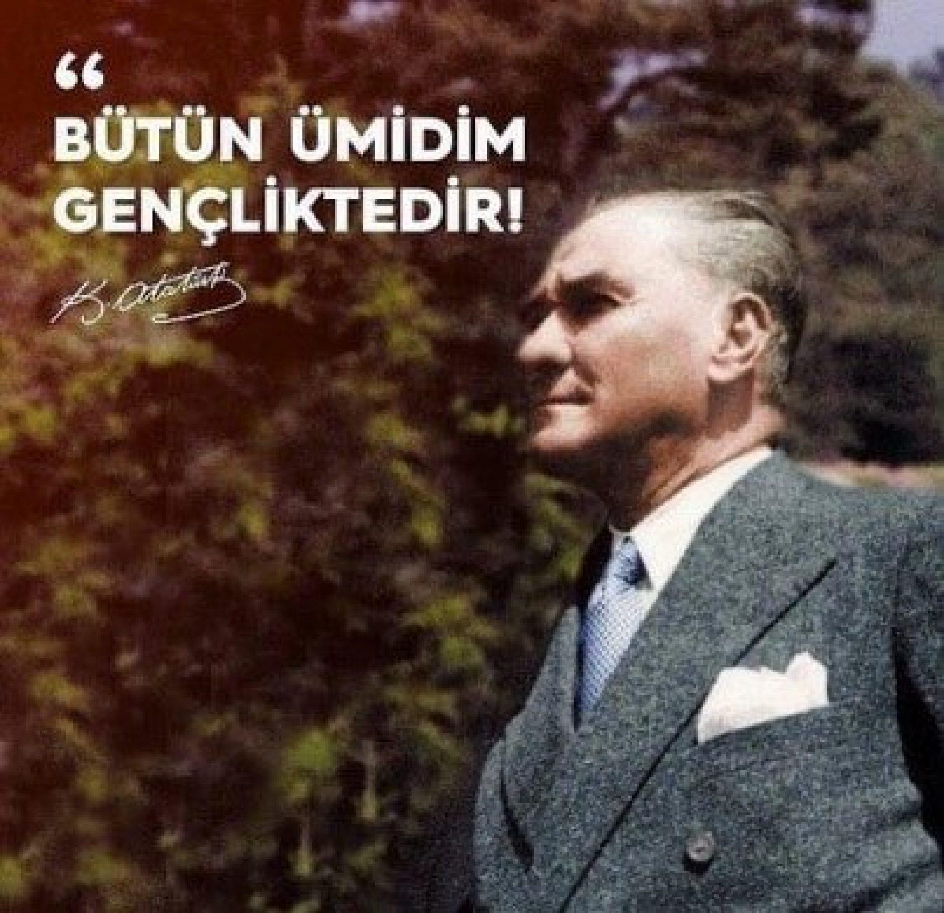 TYSD Genel Merkezi ve 133 Şubemizin 19 Mayıs Atatürk'ü Anma, Gençlik ve Spor Bayramı Mesajı