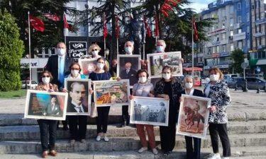 TYSD Tokat Şubemizin Gazi Mustafa Kemal Atatürk'ün Tokat'a Teşriflerinin 101. Yıl Dönümü Kutlaması