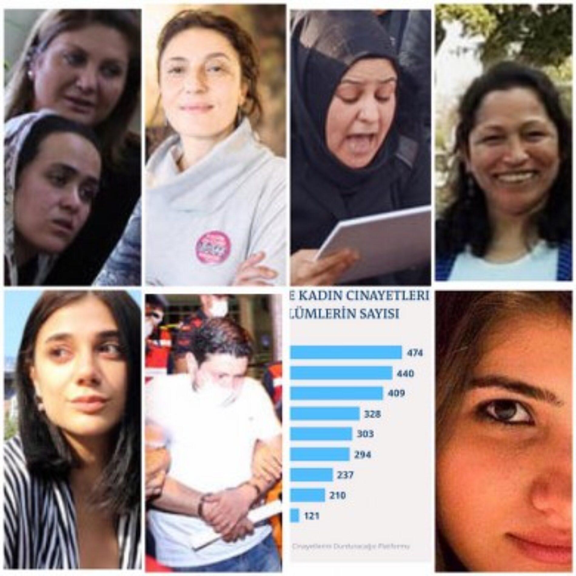 TYSD Genel Merkezi ve 133 Şubemizin Kadın Şiddetine Dur Mesajı