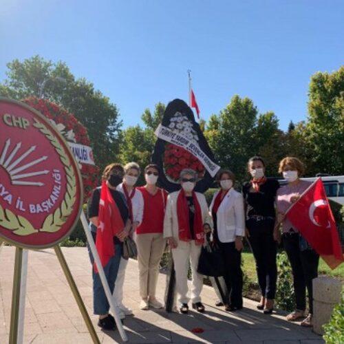 TYSD Konya Meram Şubemizin 30 Ağustos Zafer Bayramı Kutlaması